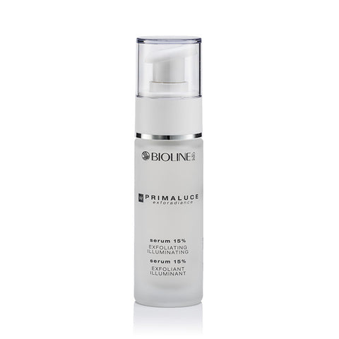 BIOLINE PRIMALUCE Serum 15% Exfoliating Illuminating 30ml