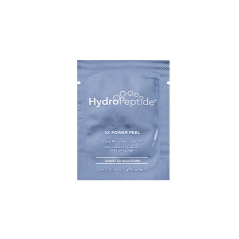 HYDROPEPTIDE 5X Power Peel - 7 Day Supply