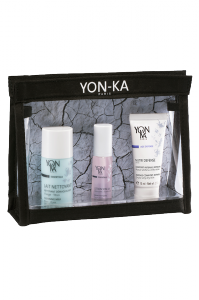 YON-KA Nutrition Discovery Kit (Lait/Lotion P.S./Nutri Defense)
