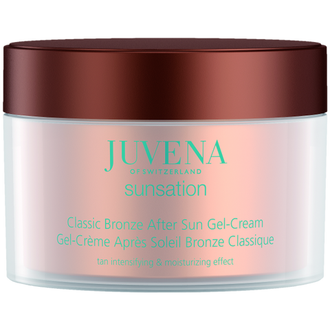 JUVENA SUNSATION Classic Bronze After Sun Gel Cream 200ml