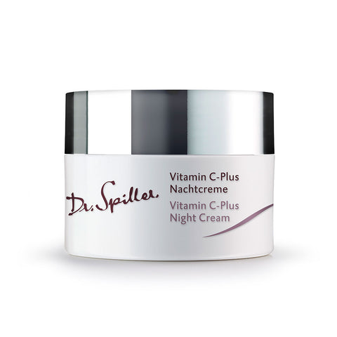 DR. SPILLER Vitamin C-Plus Night Cream