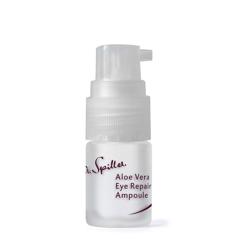 DR. SPILLER PURE SKINCARE SOLUTIONS Aloe Vera Eye Repair Ampoule 5x5ml