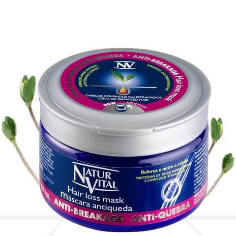 NATUR VITAL Hair Loss Mask 300ml