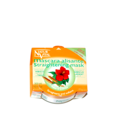 NATUR VITAL Straightening Mask 300ml