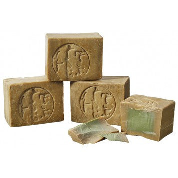 CHARME D'ORIENT Aleppo Bar of Soap Olive Oil & Laurel Oils 200g