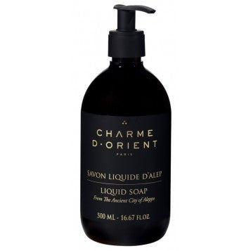 CHARME D'ORIENT Aleppo Liquid Soap 500ml