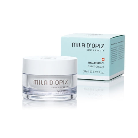 MILA D'OPIZ HYALURONIC 4 Night Cream 50ml
