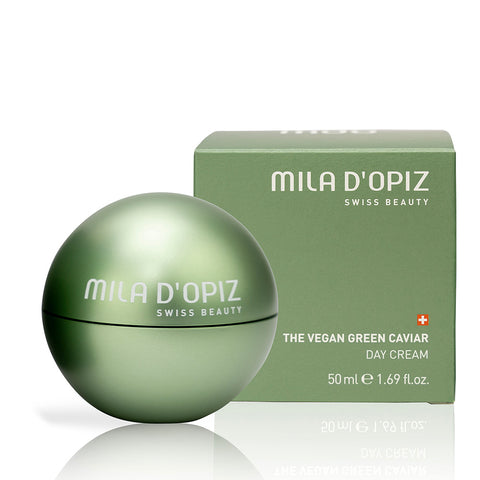MILA D'OPIZ THE VEGAN GREEN CAVIAR Day Cream 50ml