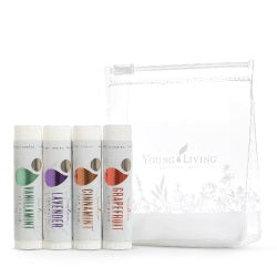 YOUNG LIVING 2017 Lip Balm Set