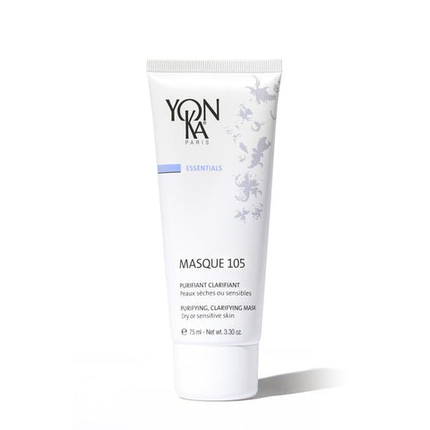 YON-KA Masque 105 Purifying/Clarifying - Dry and Sensitive Skin 75ml