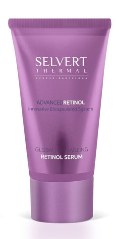 SELVERT THERMAL ADVANCEDRETINOL Global Anti-Ageing Retinol Serum 30ml
