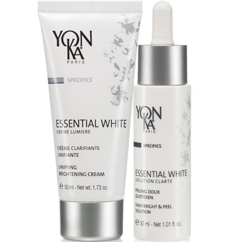 YON-KA Essential White Perfect Skin Duo - Brightening and Unifying Program 30ml + 50ml