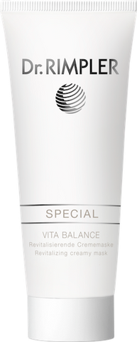 DR. RIMPLER SPECIAL TREATMENT MASK Vita Balance Vitalizing and Balancing Complexion 75ml