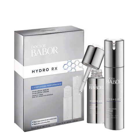 BABOR DOCTOR BABOR - HYDRO RX 2 Step Performance - Serum 30ml + Cream 50ml