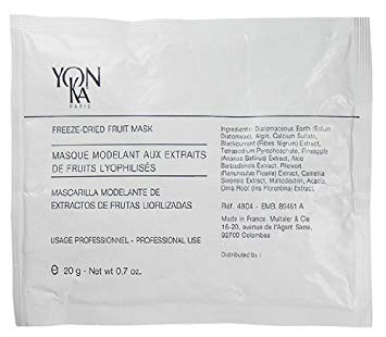 YON-KA Masque Modelant / Freezed-Dried Fruit Mask 20g - 1pc