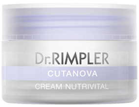 DR. RIMPLER CUTANOVA Cream Nutrivital Nourishing and Brightening Moisturizer 50ml