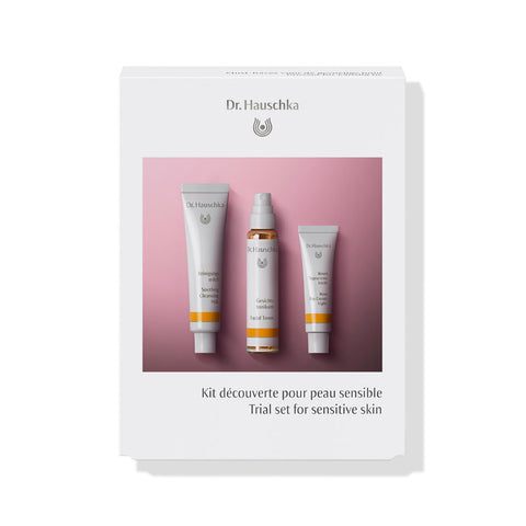 DR. HAUSCHKA Trial Set for Sensitive Skin