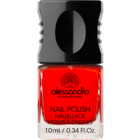 ALESSANDRO Nail Polish Classic Red 10ml