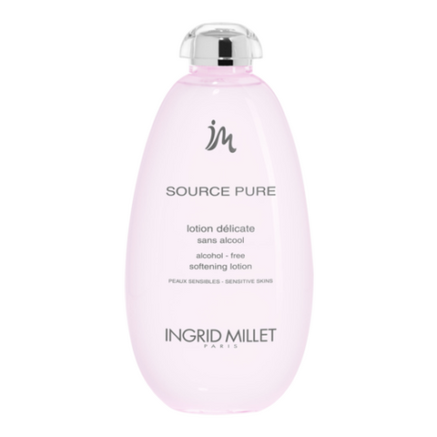 INGRID MILLET SOURCE PURE Softening Lotion 400ml