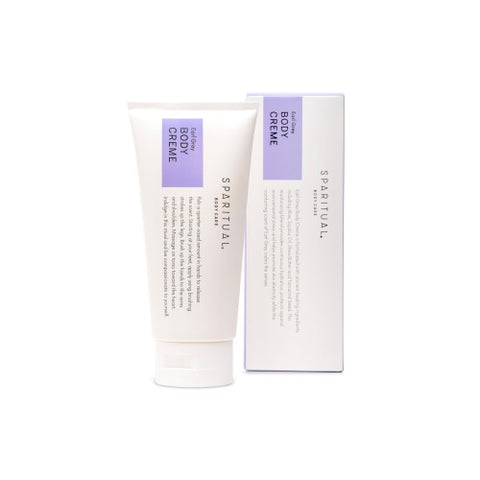 SPARITUAL EARL GREY Body Cream 6oz