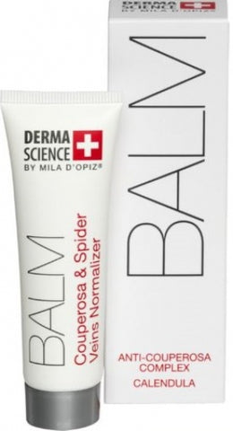 MILA D'OPIZ DERMA SCIENCE Couperose & Spider Veins Normalizer 30ml