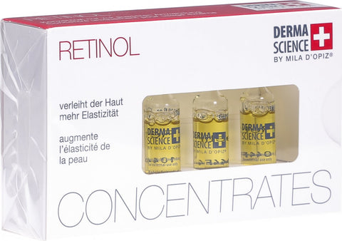 MILA D'OPIZ DERMA SCIENCE Retinol Concentrate (Ampoule) 3x3ml
