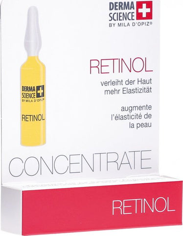 MILA D'OPIZ DERMA SCIENCE Retinol Concentrate (Ampoule) 3ml