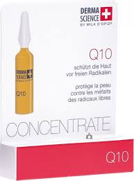 MILA D'OPIZ DERMA SCIENCE Q10 Concentrate (Ampoule) 3ml