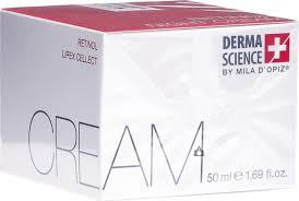 MILA D'OPIZ DERMA SCIENCE Retinol Night Cream 50ml