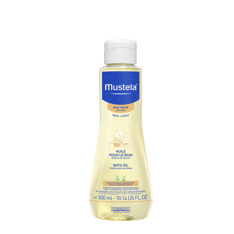 MUSTELA Bath Oil 300ml