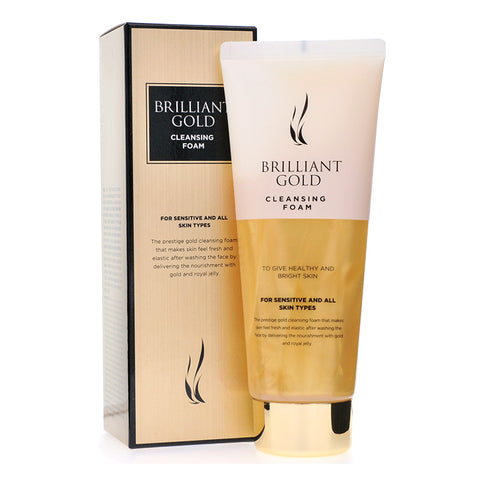 A.H.C. Brillant Gold Cleansing Foam 150ml