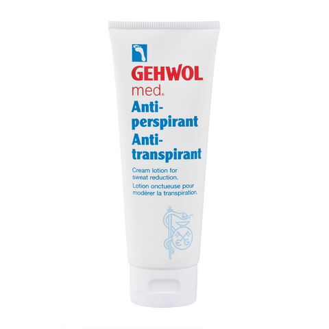 GEHWOL MED ANTIPERSPIRANT CREAM 125ml