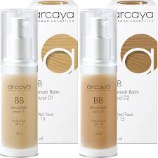 ARCAYA BB Blemish Balm - Natural 01 / Sand 02 30ml