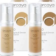 ARCAYA DD Cream - Natural 01 / Sand 02 30ml