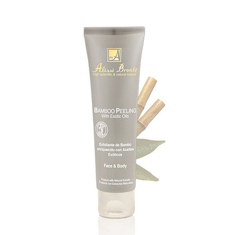 ALISSI BRONTE BAMBOO PEELING with Bamboo and Olive Oil 75g