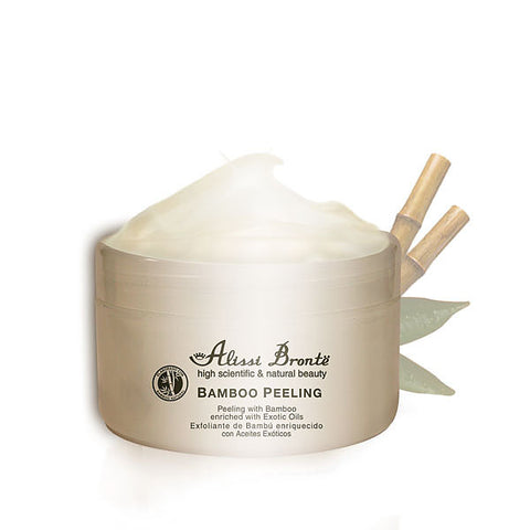 ALISSI BRONTE BAMBOO PEELING with Bamboo and Olive Oil 500ml