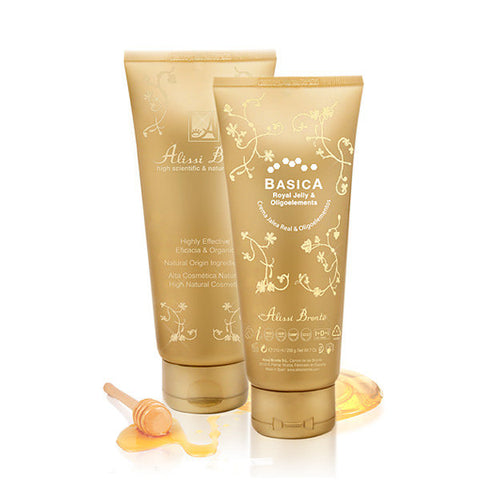 ALISSI BRONTE BASICA Royal Jelly and Oligoelements Cream 210ml