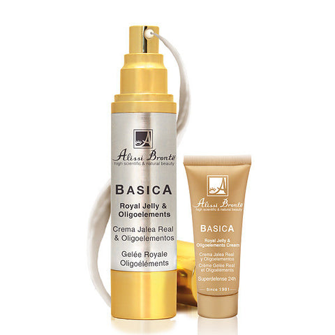 ALISSI BRONTE BASICA Royal Jelly and Oligoelements Cream 50ml + GIFT 20ml