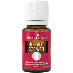 YOUNG LIVING Bergamot Essential Oil 15ml