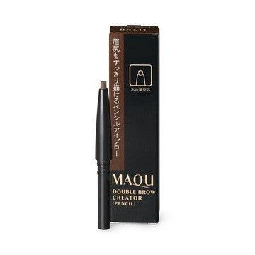SHISEIDO MAQUILLAGE Double Brow Creator Eyebrow Pencil (refill only)