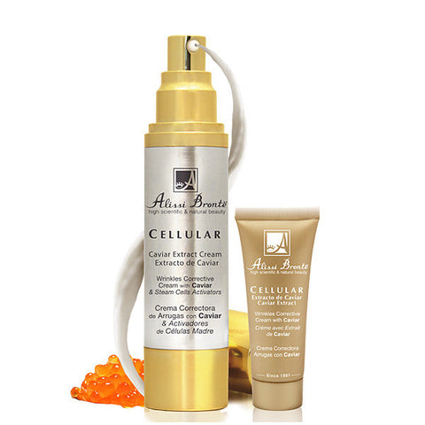 ALISSI BRONTE CELLULAR Caviar Extract 50ml + GIFT 20ml