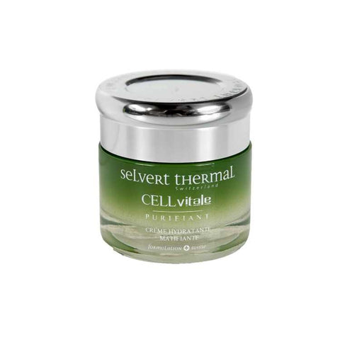 SELVERT THERMAL CELL VITALE Anti-Shine Hydrating & Matifying Cream 50ml