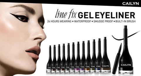 CAILYN Linefix Gel Eyeliner - 13 Colours