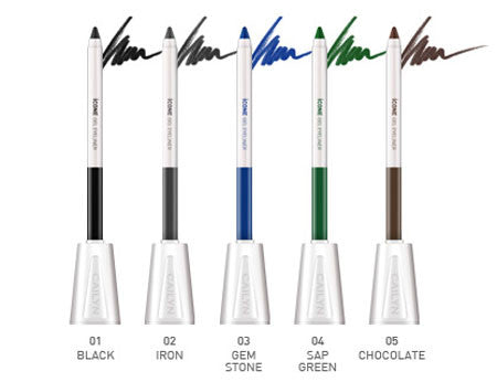 CAILYN iCONE Gel Eyeliner - 5 colours