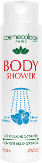 COSMECOLOGY Comforting Shower Gel (Hibiscus Extract) 300ml