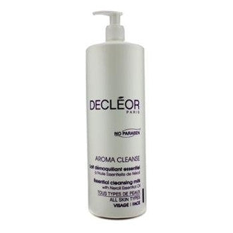 DECLEOR AROMA CLEANSE Essential Cleansing Milk 1000ml