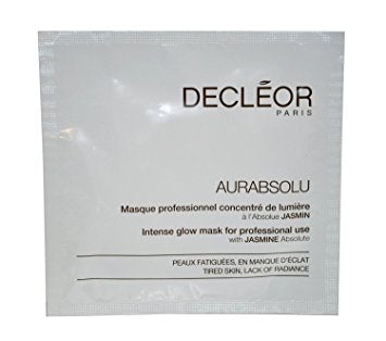 DECLEOR AURABSOLU Intense Glow Hydrogel Mask 1 Treatment
