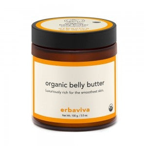 ERBAVIVA Organic Belly Butter 100g