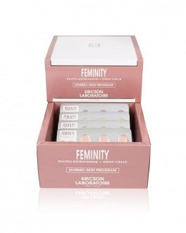 ERICSON LABORATOIRE Feminity Hormo Skin Program 28 doses of 1ml