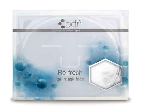 bdr Re-fresh Face Gel Mask - 1 unit